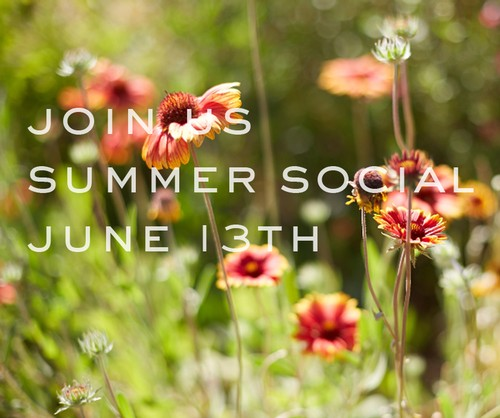 Summer Social Bring A Friend Ticket ($25)